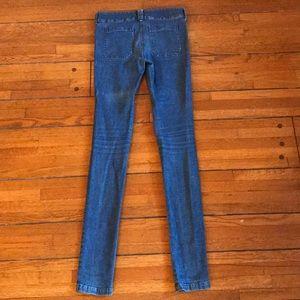 Balenciaga Jeans - Balenciaga | Denim Stretch Pants